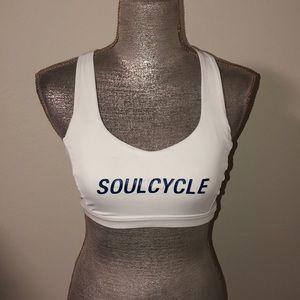 Lulu lemon Soul cycle workout bra